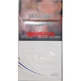 Winston White Super Slims