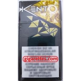 Kent Crystal Yellow