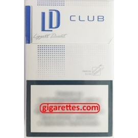 LD Club White