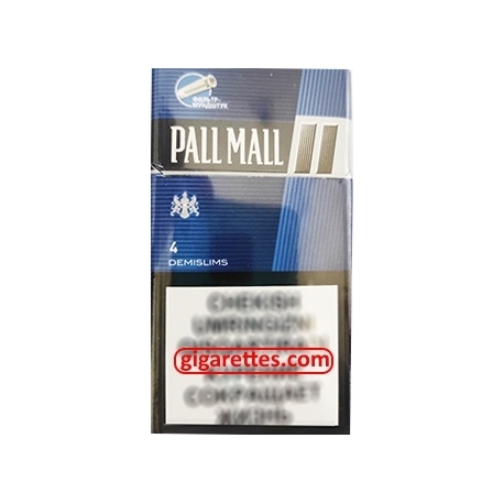 Pall Mall Demislims