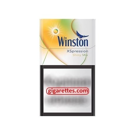 Winston Shiny Mix