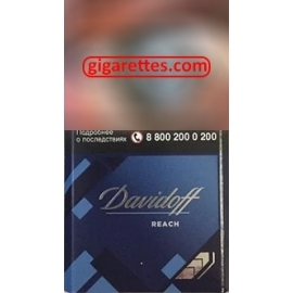 Davidoff Reach Blue