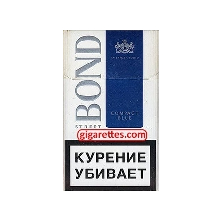 Bond street Compact Blue