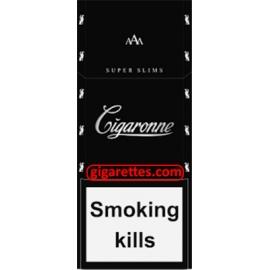 Cigaronne Black Royal Slims