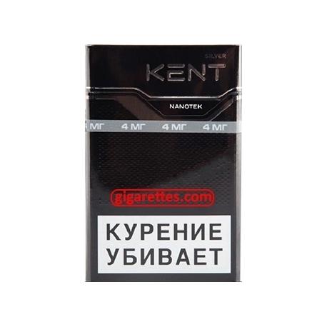 Kent Nanotek 4 Silver