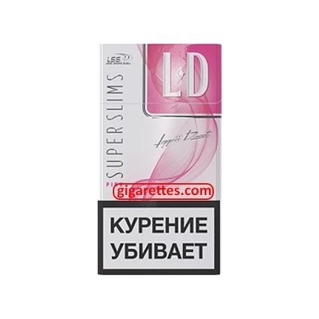 Сигареты ld pink купить seven stars сигареты купить в москве