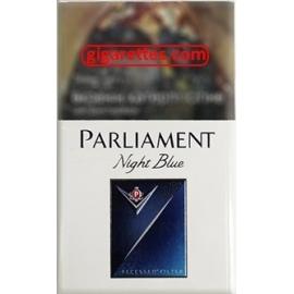 Parliament Night Blue