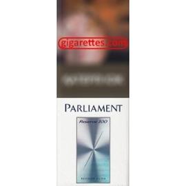 Parliament Reserve 100