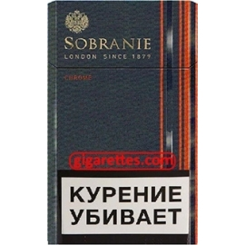 Sobranie Chrome Refine