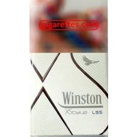 Winston XStyle Silver